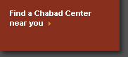 Find a Chabad Center near you